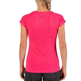 Dynafit 24/7 Drirelease SS Tee Women fluo pink melange